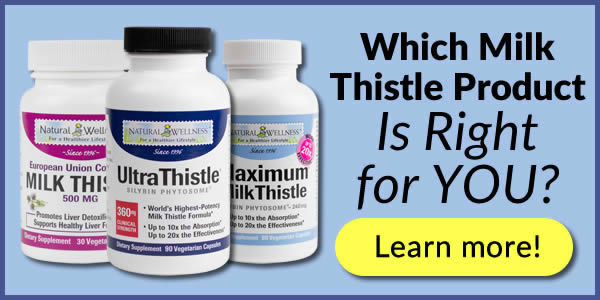 Which Milk Thistle Product is Right for YOU?