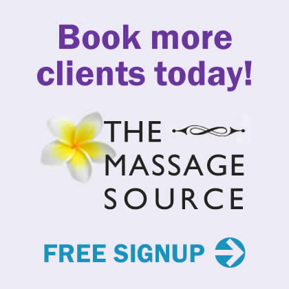 Book more clients today at the Massage Source!